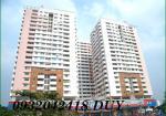 Cần cho thuê căn hộ Screc Tower Quận 3, Dt : 80 m2, 2PN, Giá 11 tr/th, Có đầy đủ nội thất,
