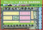 Dự Án An Hạ Garden, Bình Chánh,TpHCM  Giá 550tr.  Diện tích 100m2