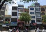 Cho thuê nhà MP Nguyễn Khuyến, Đống Đa, DT110m2, MT 4.7m, 6 tầng, giá 80 triệu.