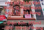 Chính chủ cho thuê nhà nguyên căn số 98 Lê Văn Hiến, quận Ngũ Hành Sơn, Tp. Đà Nẵng