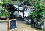 Cho thuê mặt bằng góc 2MT đường Quốc Hương, Thảo Điền, Quận 2