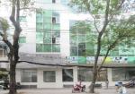 Cho thuê tòa nhà mt Nguyễn Bỉnh Khiêm, p Đa Kao, q1 Dt: 22x4m hầm+ lửng + 5 lầu giá 130tr/tháng