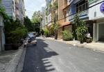 Cho thuê căn hộ dịch vụ Rạch Bùng Binh H+T+6L+TM, 26 PN, full nội thất chỉ 90tr/th