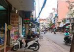 Nhà mặt tiền, giá hẻm đường Cách Mạng Tháng 8, quận 3.