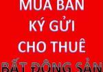 Chuyên nhận kí gửi mua bán,cho thuê căn hộ,nhà,đất,MBKD, kho xưởng tại Đà Nẵng.LH:0905606910