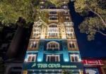 Bán nhà Cao Thắng Quận 3, hầm + lửng + 6 tầng thang máy, hợp đồng thuê 90 tr/th