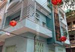 Cho thuê nhà số 15 ngõ 65 phố Phúc Xá, Ba Đình - 3 tầngx45m2-Ngõ ô tô đỗ cửa