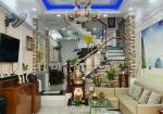 Nhà đẹp Đào Tông Nguyên ,KDC Sài Gòn Mới TT Nhà Bè